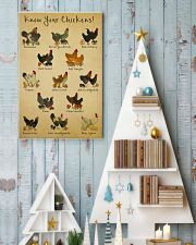 Chickens Poster 11x17 Poster lifestyle-holiday-poster-2