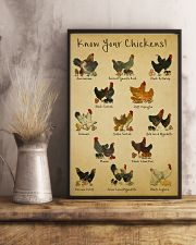Chickens Poster 11x17 Poster lifestyle-poster-3