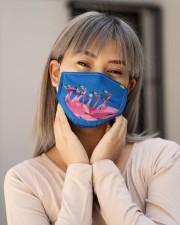 Flamingo Face Mask 17 Cloth face mask aos-face-mask-lifestyle-17