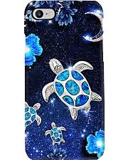 Turtle Phone Case  stone Lucky Phone Case i-phone-8-case