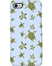 Turtle Mask 10015 Lucky Phone Case tile