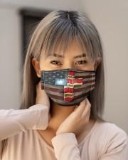 America cross Cloth face mask aos-face-mask-lifestyle-18