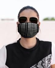 i can't breathe 2 Cloth face mask aos-face-mask-lifestyle-02