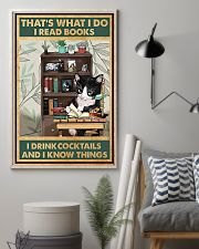 I Drink Cocktails 11x17 Poster lifestyle-poster-1
