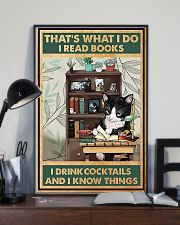 I Drink Cocktails 11x17 Poster lifestyle-poster-2
