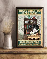 I Drink Cocktails 11x17 Poster lifestyle-poster-3