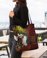 Cat Lady 2 All-over Tote aos-all-over-tote-lifestyle-front-04