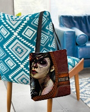 Tattooed Girl All-over Tote aos-all-over-tote-lifestyle-front-01