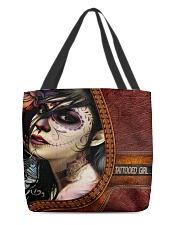 Tattooed Girl All-over Tote back