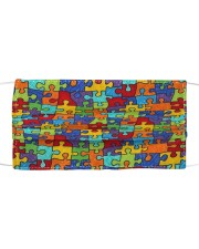 Autism Mask 899 Lucky Cloth face mask front