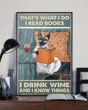 I Drink Wine 11x17 Poster lifestyle-poster-2