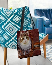 Cat Lady All-over Tote aos-all-over-tote-lifestyle-front-01