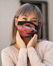 Flamingo Face Mask 22 Cloth face mask aos-face-mask-lifestyle-17