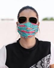 Flamingo Face Mask 11 Cloth face mask aos-face-mask-lifestyle-02