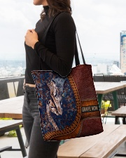 Giraffe Mom All-over Tote aos-all-over-tote-lifestyle-front-04
