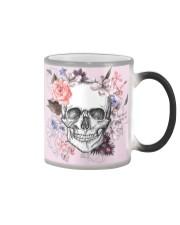 Skull Lover Face Mask 1009 Color Changing Mug tile
