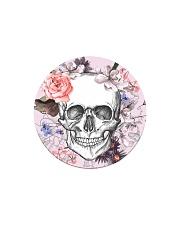 Skull Lover Face Mask 1009 Circle Magnet tile