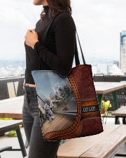 Cat Lady 1 All-over Tote aos-all-over-tote-lifestyle-front-04