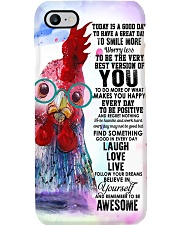 Chickens Poster 1203 Phone Case tile