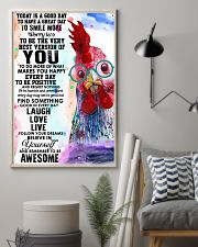 Chickens Poster 1203 24x36 Poster lifestyle-poster-1