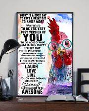 Chickens Poster 1203 24x36 Poster lifestyle-poster-2