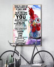 Chickens Poster 1203 24x36 Poster lifestyle-poster-7