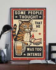 Some People Thought 11x17 Poster lifestyle-poster-2