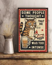 Some People Thought 11x17 Poster lifestyle-poster-3