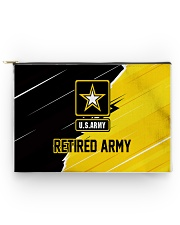 Retired Army Accessory Pouch - Large back