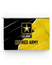 Retired Army Accessory Pouch - Large front