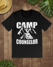 Camp Counselor Funny Camping Leader Volu Premium Fit Mens Tee lifestyle-mens-crewneck-front-18