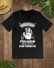 Camp Counselor shirt Premium Fit Mens Tee lifestyle-mens-crewneck-front-18