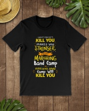 What Doesn't Kill You Makes You Stronger Marc Premium Fit Mens Tee lifestyle-mens-crewneck-front-18