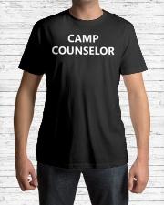Camp Counselor T-Shirt Job Summer Cam Premium Fit Mens Tee lifestyle-mens-crewneck-front-1