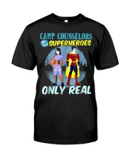 Camp Counselors are like Super Premium Fit Mens Tee front