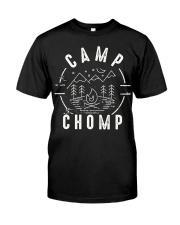 Camp Chomp C Premium Fit Mens Tee front