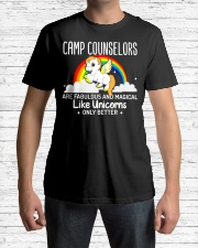 Camp Counselors Are Fabulous Magical Like Premium Fit Mens Tee lifestyle-mens-crewneck-front-1