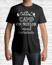 Camp Counselor Squad Gift Idea For Summer C Premium Fit Mens Tee lifestyle-mens-crewneck-front-1