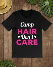 Womens Funny Camping Music Festival Camp H Premium Fit Mens Tee lifestyle-mens-crewneck-front-18