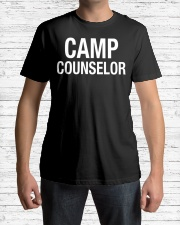 Camp Counselor Summer Camping Le Premium Fit Mens Tee lifestyle-mens-crewneck-front-1