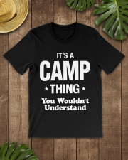 Camp Thing Name Family Premium Fit Mens Tee lifestyle-mens-crewneck-front-18