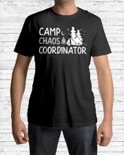 Camp Chaos Coordinator Summer Dire Premium Fit Mens Tee lifestyle-mens-crewneck-front-1