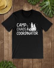 Camp Chaos Coordinator Summer Dire Premium Fit Mens Tee lifestyle-mens-crewneck-front-18