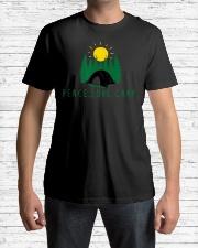 Camper Life Gift - P Premium Fit Mens Tee lifestyle-mens-crewneck-front-1