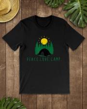 Camper Life Gift - P Premium Fit Mens Tee lifestyle-mens-crewneck-front-18