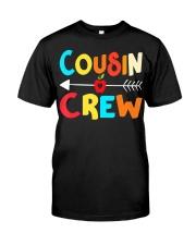 Camp Cousin Crew 2019 TShirt New Cousin C Premium Fit Mens Tee front