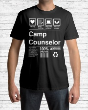 Camp Counselor T Shirt Premium Fit Mens Tee lifestyle-mens-crewneck-front-1