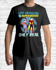 Camp Counselors are like Super Premium Fit Mens Tee lifestyle-mens-crewneck-front-1