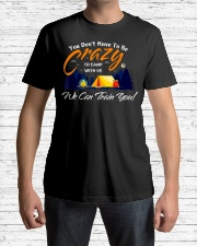 You Don't Have To Be Crazy T Premium Fit Mens Tee lifestyle-mens-crewneck-front-1