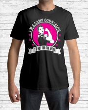 Camp Counselor T-Shirt Premium Fit Mens Tee lifestyle-mens-crewneck-front-1